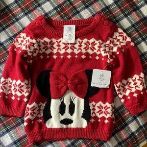 Very cute baby Disney japan NWT sweater